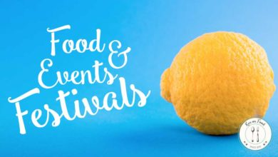 Food Events & Festivals