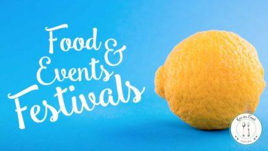 Food Events & Festivals