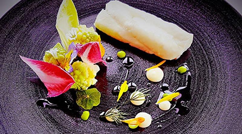 Romuald Bukaty's signature dish