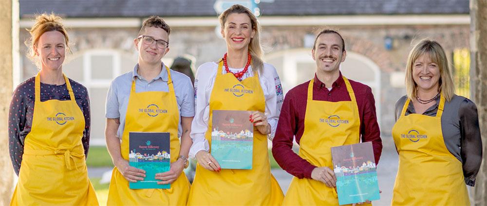 The Global Kitchen at Yulefest Kilkenny. Photo: yulefestkilkenny.ie
