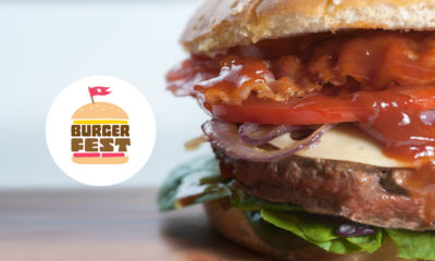 Burger Fest - at a venue near you this January