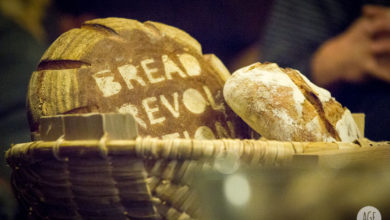 The Real Bread Revolution. Photo: Ken McGuire