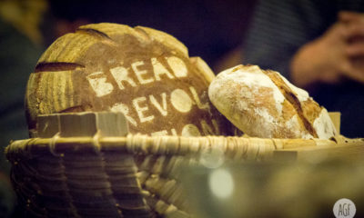 Fermentation, Sourdough bread & The Real Bread Revolution. Photo: Ken McGuire