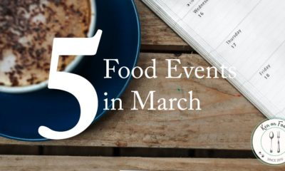 March Food Events