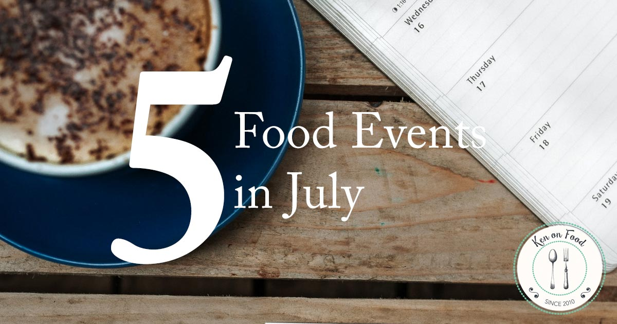 Food events in Ireland this July