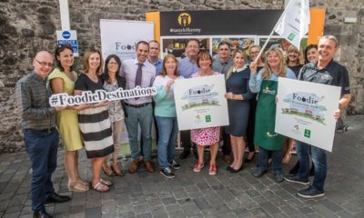 Foodie Destinations 2018: Kilkenny are this year's winners.
