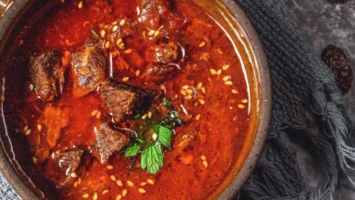 A meat curry dish. Photo: Tian Tang/Unsplash