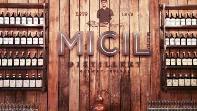 Micil Distillery, Galway. Photo: Ken McGuire/kenonfood.com