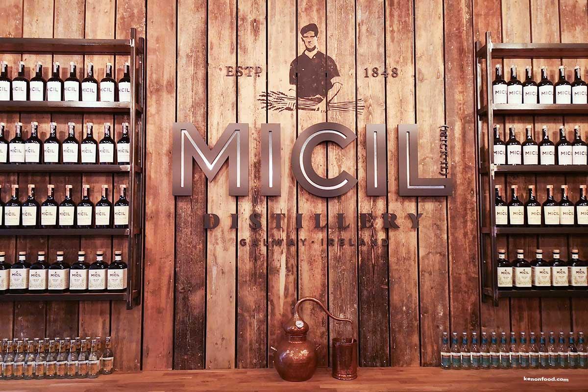 Micil Distillery, Galway. Photo: Ken McGuire/kenonfood.com