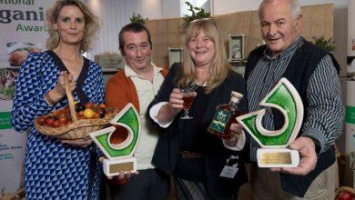Kilkenny's winners at the National Organic Awards 2018