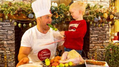 Sean O'Brien launching Carlow Culinary Christmas