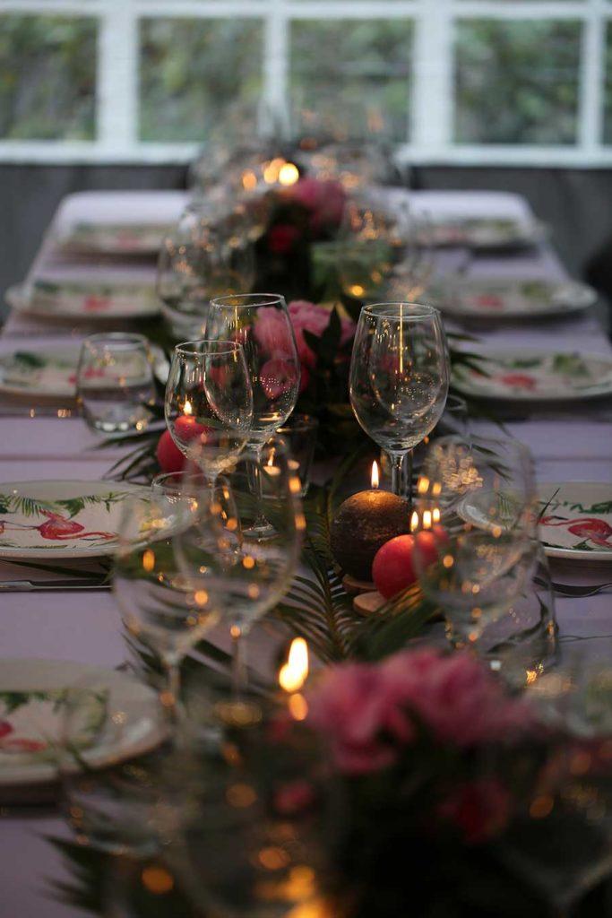 A festive table setting. Photo: Katrien Sterckx / Unsplash