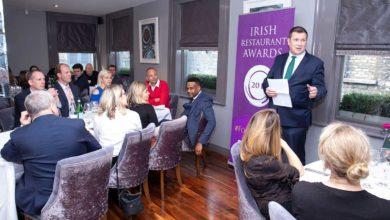 Irish Restaurant Awards launch in One Pico, Dublin