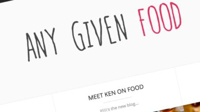 Any Given Food