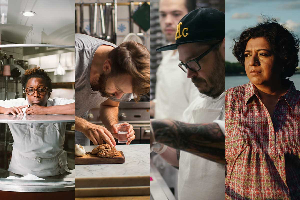 Chef's Table Season 6. Photos courtesy Netflix.