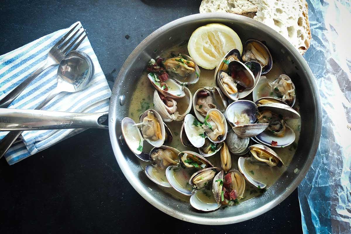 Mussels. Photo: Adrien Sala/Unsplash