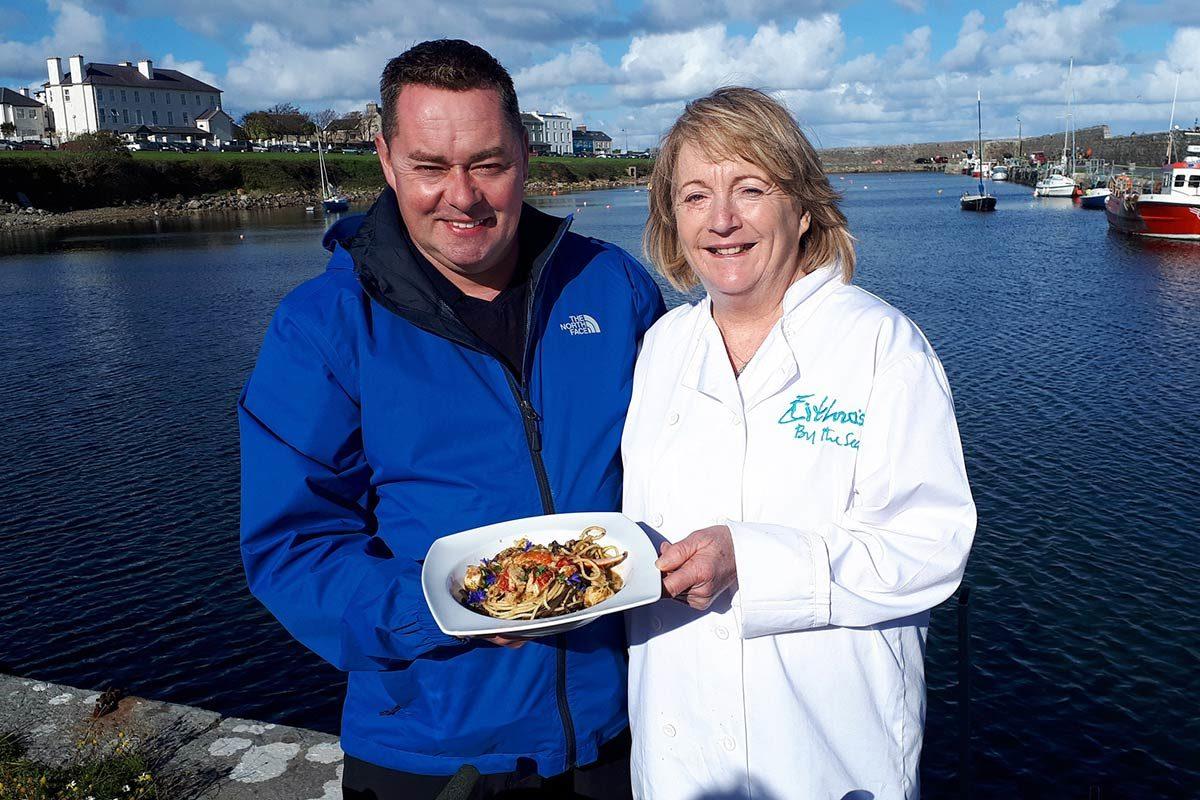 Neven Maguire & Eithne O'Sullivan
