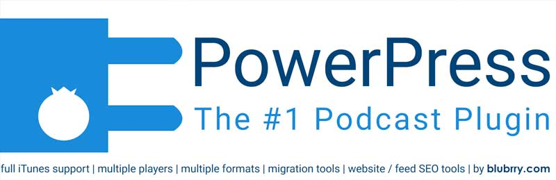 PowerPress: The #1 Podcast Plugin