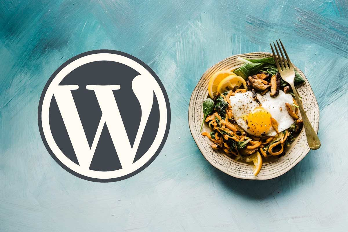 WordPress plugins for food bloggers