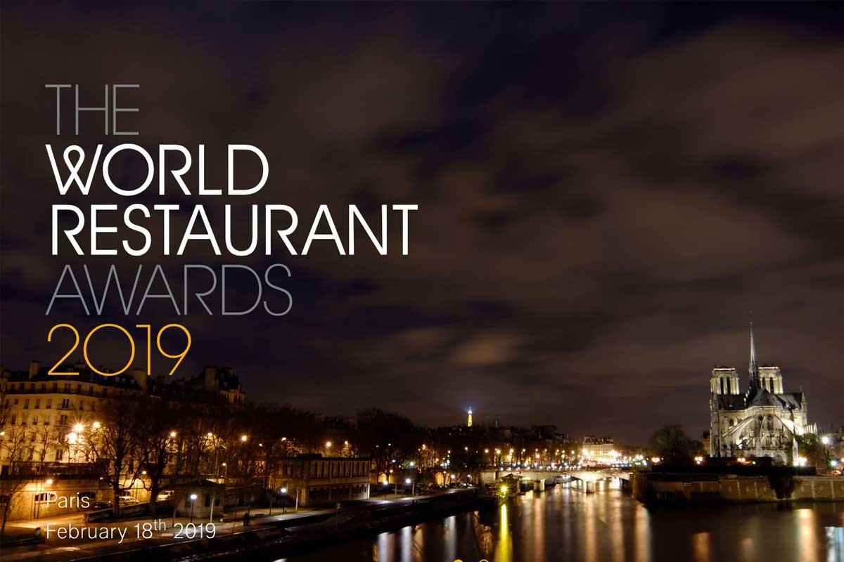 The World Restaurant Awards 2019