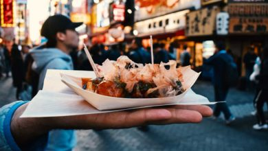 Street food - have you got a food event this March?