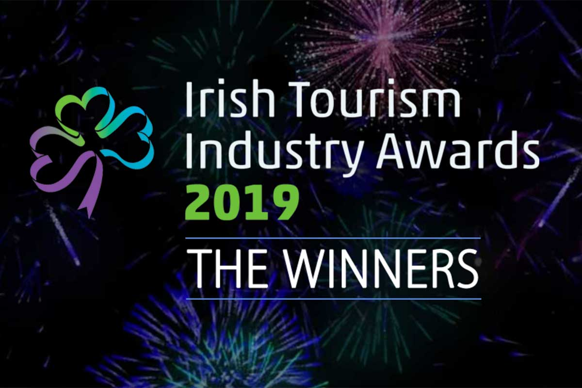 Irish Tourism Industry Awards 2019