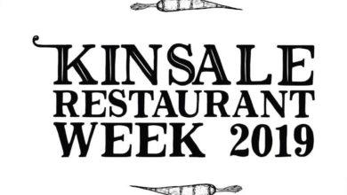 Kinsale Restaurant Week 2019