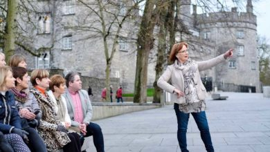 Kilkenny Tasting Tours, lead by chef Anne Neary (pictured right)