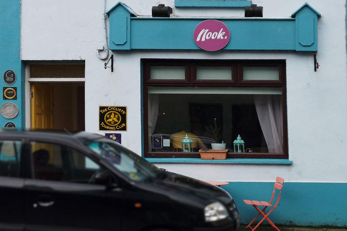 Nook Café & Restaurant, Collooney, Co. Sligo. Photo: Ken McGuire/Ken On Food