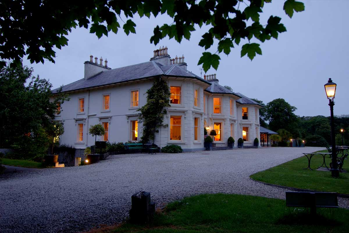Rathmullan House, Kinnegar, Donegal