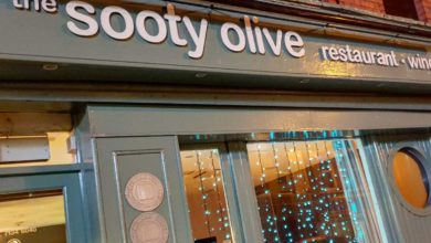 The Sooty Olive, Derry