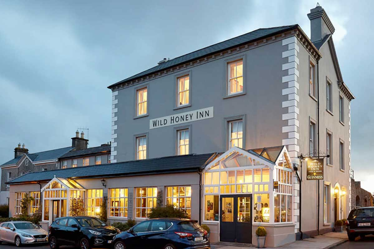 Wild Honey Inn, Lisdoonvarna
