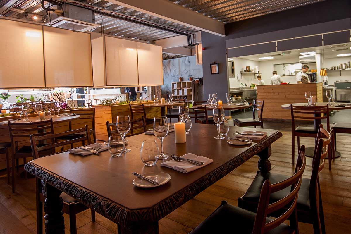 Loam Restaurant, Galway, winner Best Restaurant at the Irish Restaurant Awards 2019