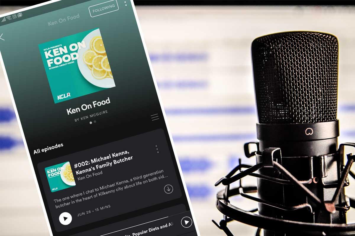 Ken On Food Podcast