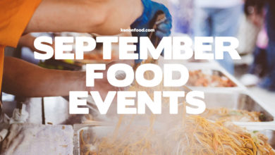 September Food Events