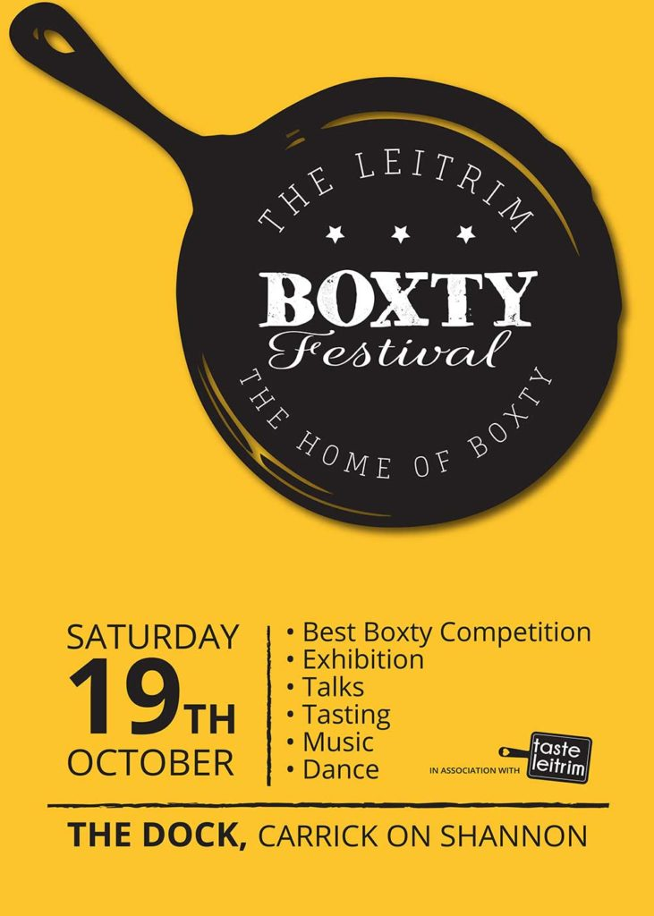 The Leitrim Boxty Festival
