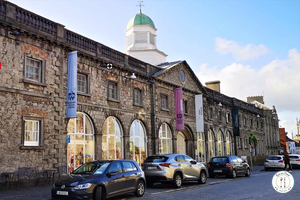 Anocht Restaurant at Kilkenny Design Centre