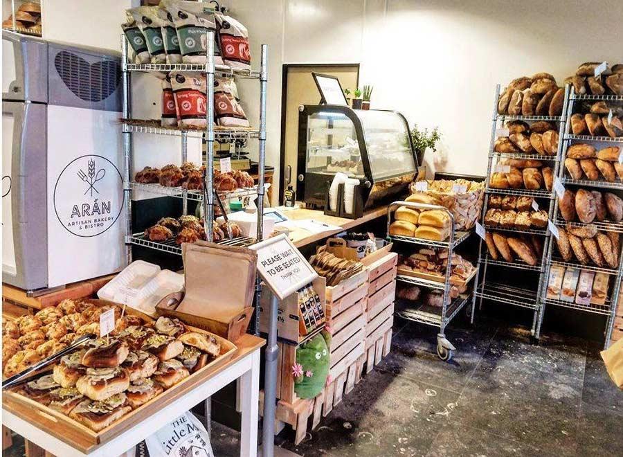 Arán Bakery & Bistro