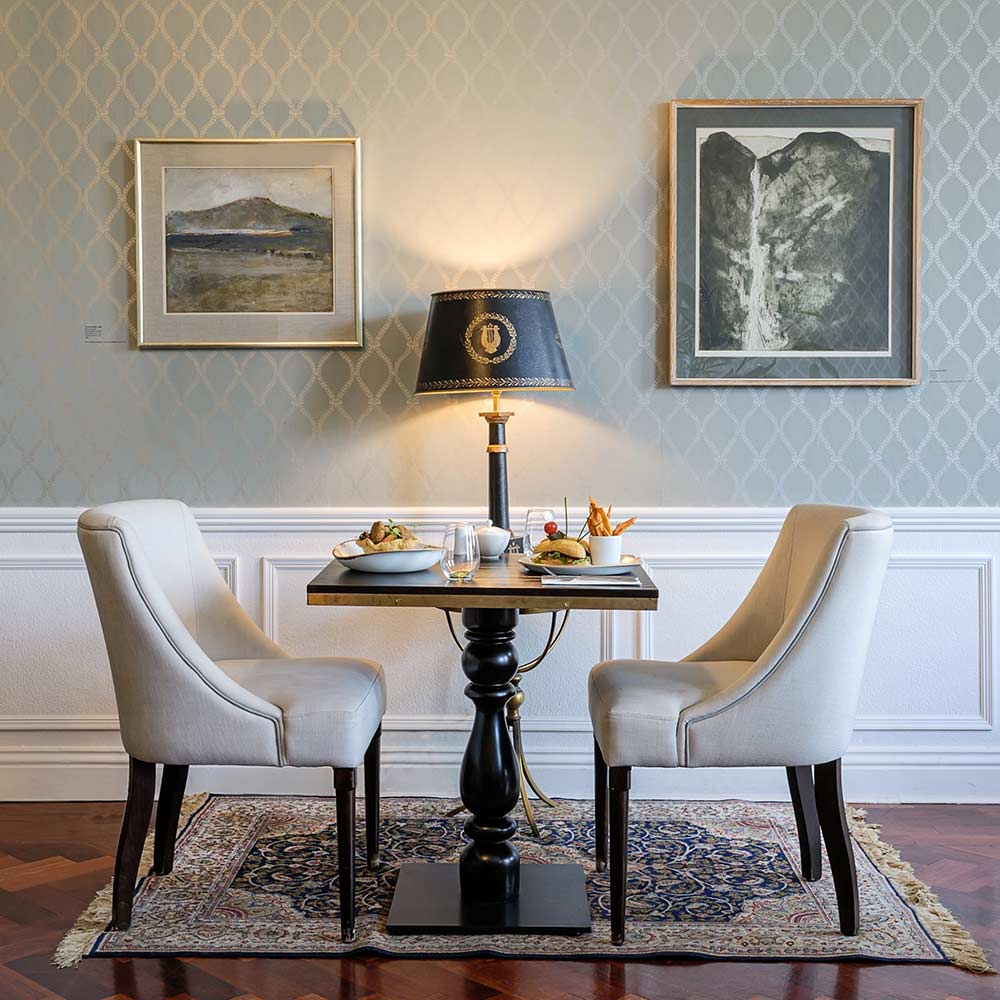 The Lady Eleanor Restaurant at Butler House. Photo: Butler.ie