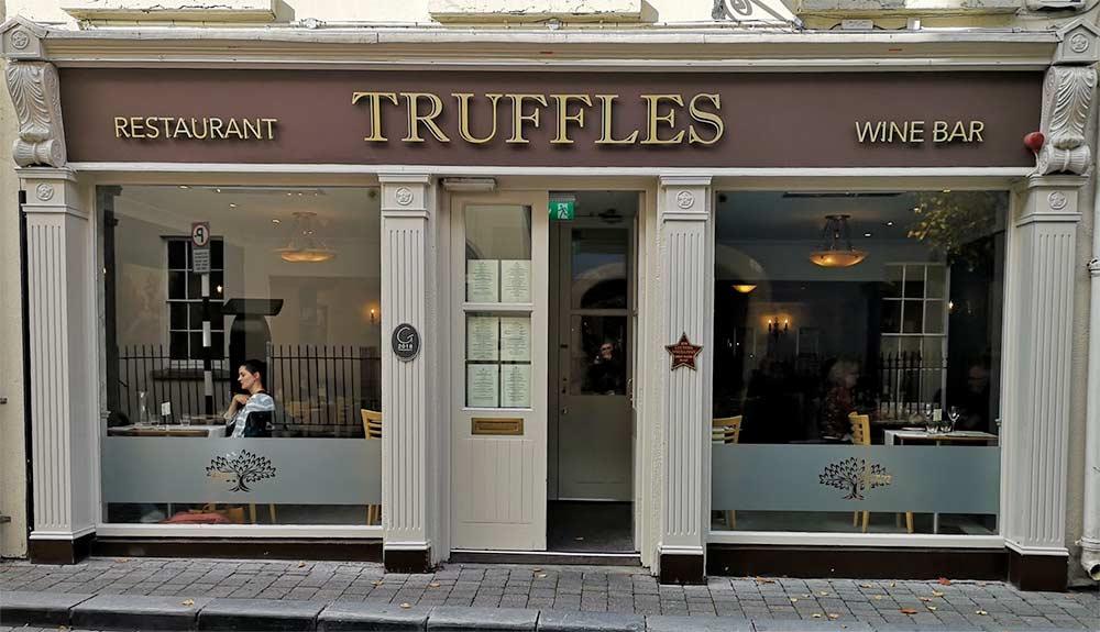 Truffles Restaurant Kilkenny