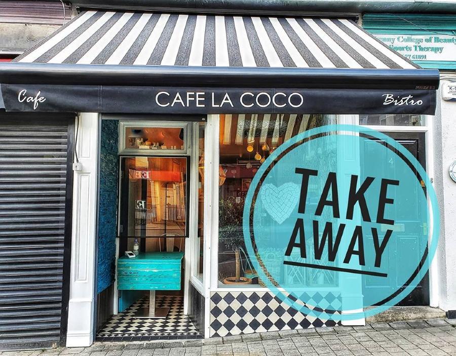 Cafe La Coco, Patrick Street, Kilkenny