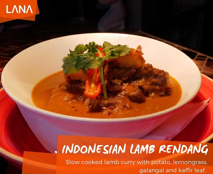 Indonesian Lamb Rendang
