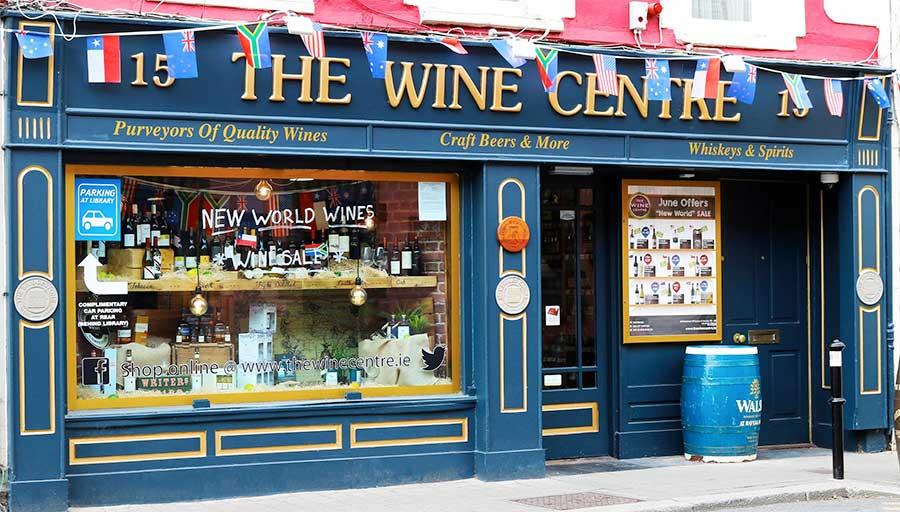 The Wine Centre, Kilkenny