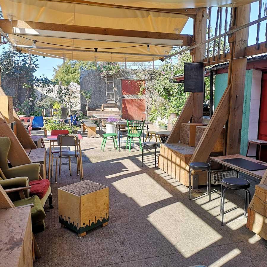Fennelly's Courtyard
