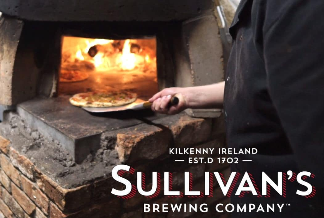Pizza at Sullivan's